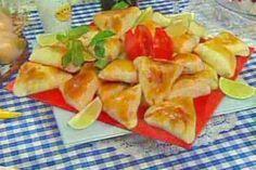 Receitas da Ís: ESFIHA SÍRIA- Da Palmirinha Onofre TV Gazeta( tv culinária) Palmirinha é 10