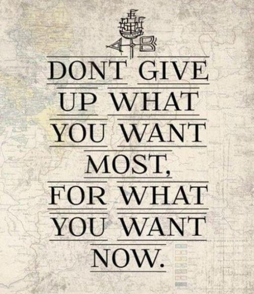 Target your goal