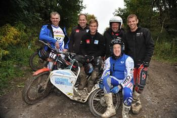 Luscombe Suzuki Leeds British Sidecar Trials Championship kicks off on the Isle of Man