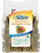Nattura Marziani Amaranto e Ceci Integrali Bio 350 gr - Food