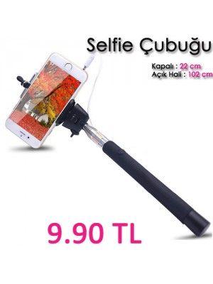 Selfie Çubuğu (102 cm)