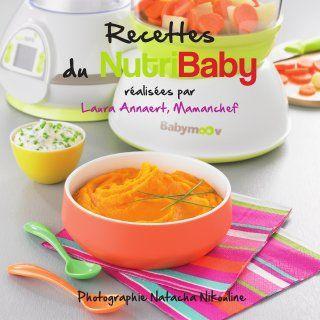 Livret recettes de cuisine pour bébé pour le Nutribaby