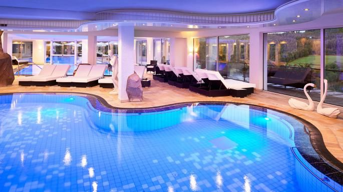 Win A Luxury Spa Break For Two In The Black Forest Germany With Niche Destinations Luxury Spa Hotels Spa Breaks Forest Resort