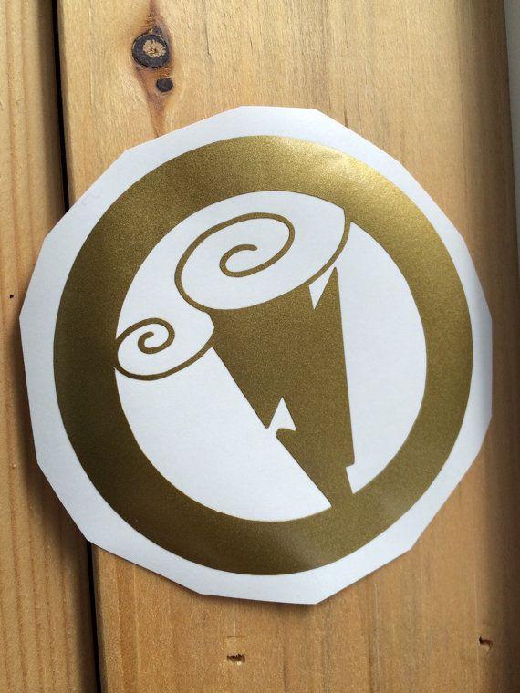 Hercules Inspired Vinyl Decal Vinyl Stickers Disney by LunaSavita
