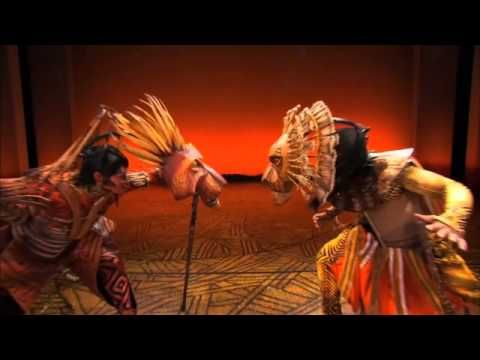 The Lion King Broadway - Refundable Broadway Ticket