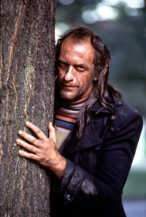 Probably the scariest villian in any childhood movie: Christopher Lloyd in Dennis the Menace   #johnhughes