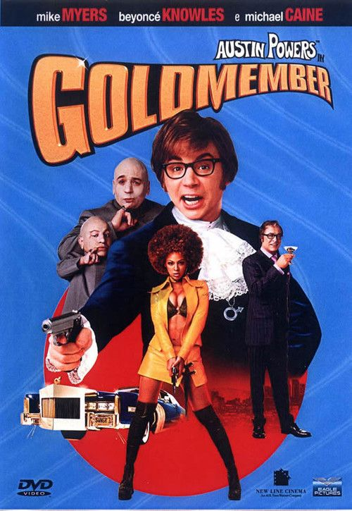 Austin Powers in Goldmember Full Movie Online 2002