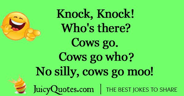 Funny Knock Knock Jokes -5