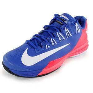 35c681c6aa3 ... Lightweight Nike Lunar Ballistec The Nike Mens Lunar Ballistec Tennis  Shoes ...