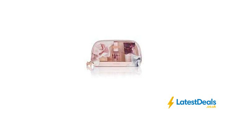 Ted Baker Beauty to Behold Cosmetic Purse *HALF PRICE* Free C&C, £7 at Boots