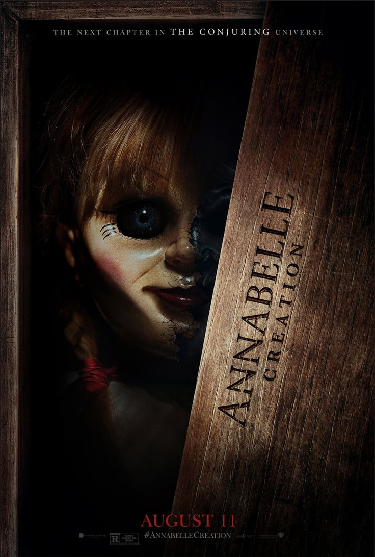 Annabelle: Creation  Imdb 1 Apr 2017 She's Back! From New Line Cinema Apr  2017 She's Back! From New Line Cinema Apr 2017 She's Back!