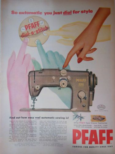 17 Best Images About Sewing Machine Advertisements On