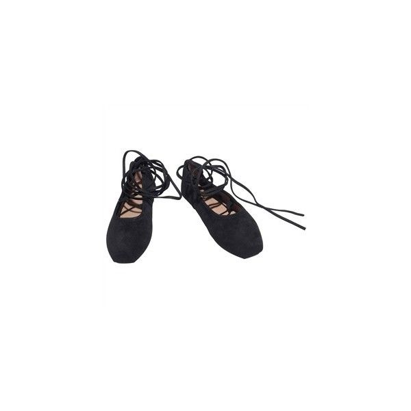 YouHeShe.com - Acne - Ruskinds ballet sko med snøre ($8,735) ❤ liked on Polyvore featuring shoes, flats, zapatos, обувь, flat ballet pumps, flat heel shoes, ballerina shoes, ballerina flats and ballet flat shoes