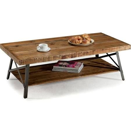 Industrial farmhouse home decor google search home for Industrial farmhouse coffee table