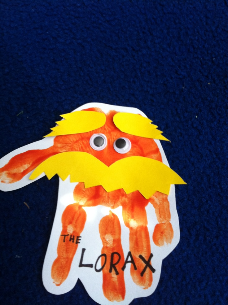 17 best images about The Lorax on Pinterest | Earth day, Activities ...
