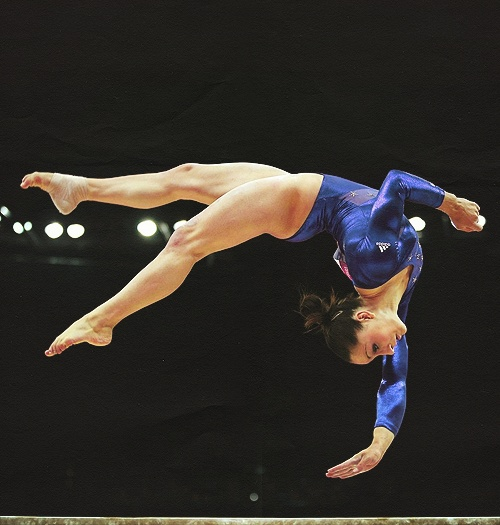Jordyn Wieber gymnastics gymnast (qualifications)