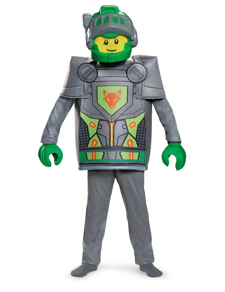 Deluxe Aaron Nexo Knights - Lego™ kostuum voor kinderen #Lego #Ninjago #NexoKnights #Kerst2016