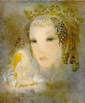 image: Sulamith Wulfung, Sulamith Wülfing, Favorite Artists, Artist Sulamith Wulfing, Fairy Tales, Fairytale Artwork, Sulamith Wolfing, Wulfing The Artist, Sorceress Spell