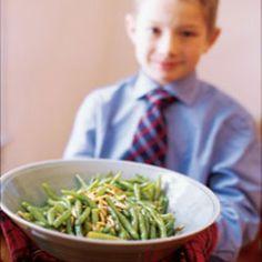 Green Beans Almondine Recipe | SAVEUR