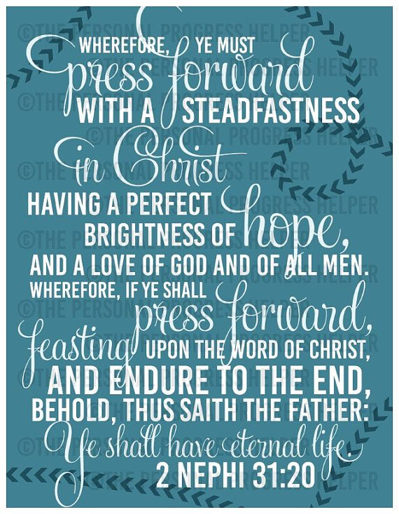 Image result for steadfastness in christ