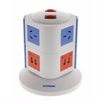 bFeatures/bulliPlastic/liliSafemore Two Layer Vertical Power Stacker…