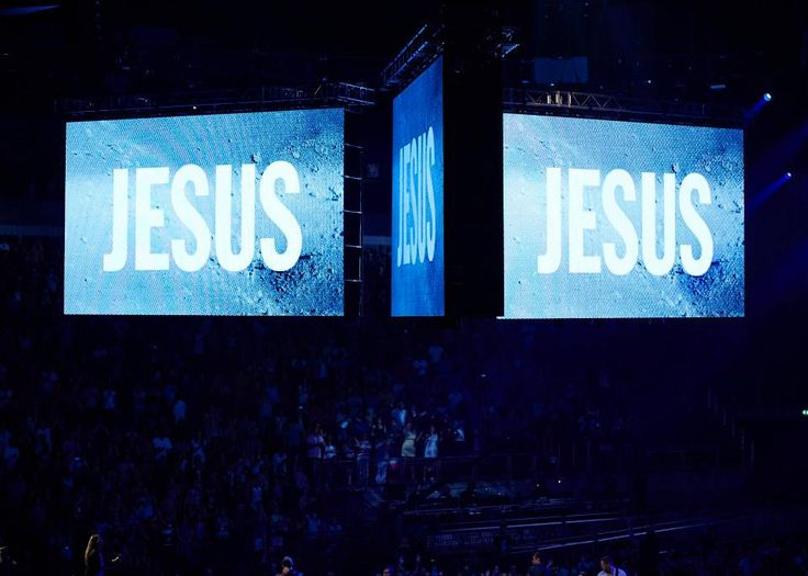 NO OTHER NAME london 2014 Hillsong conf    JESUS