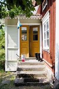 Samlarens sommarnöje - Gård och Torp