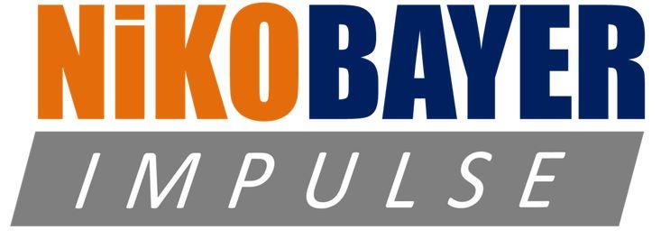 Niko Bayer - Impulse für mehr Effizienz und Zufriedenheit - Beratung, Seminare, Workshops, Coaching - Weiterbildung, Personalentwicklung, Qualifikation - Logo, Emblem, Grafik, Firmenzeichen - http://nikobayer.de