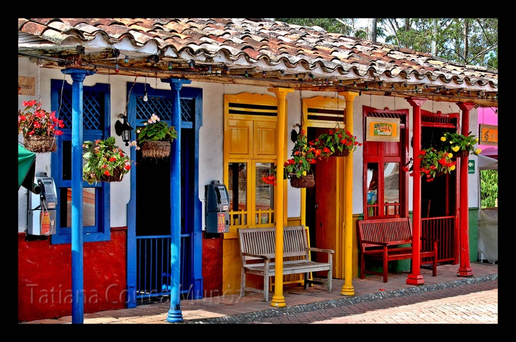 Tutucan Colombia a place to visit