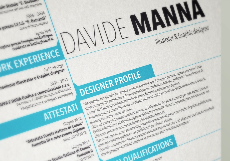16 best Graphic Designer Resume images on Pinterest | Graphic ...