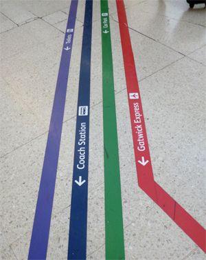 نتيجة بحث الصور عن the color line in the hallway hospital
