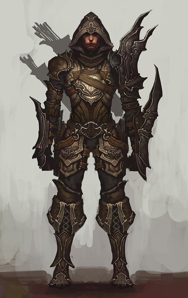 Diablo Demon Hunter Leveling Tips Gamers Corner My Blog on