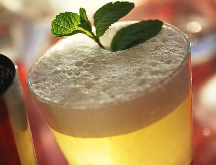 Try this simple recipe for the famous pisco sour cocktail, a classic Peruvian drink that is sweet, refreshing and smooth.