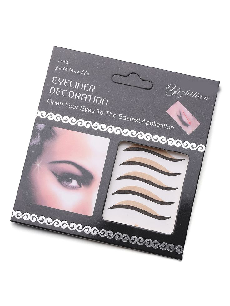 Shop Professional Eyelid Tape With Eyeliner online. SheIn offers Professional Eyelid Tape With Eyeliner & more to fit your fashionable needs.
