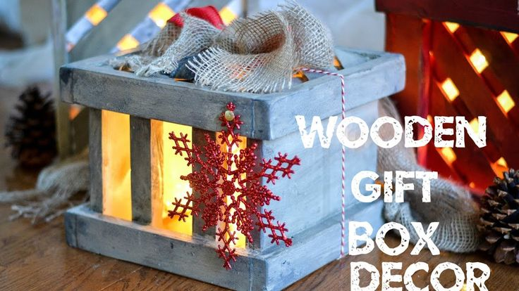 17 best diy anklets images on pinterest anklets feet jewelry diy christmas decorations wooden gift box decor do it yourself diy solutioingenieria Images