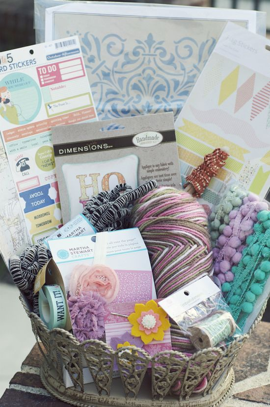 Knitting Gift Ideas : Crafty christmas hamper ideas wool gift guide and