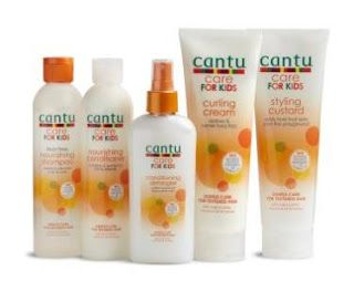for my little mans curly blonde hair (good product line for biracial children with curly hair, keeps hair conditioned)