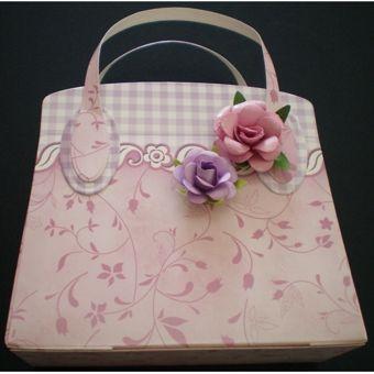 Tonic Studios Kensington Hand Bag Gift Box Die Set 2
