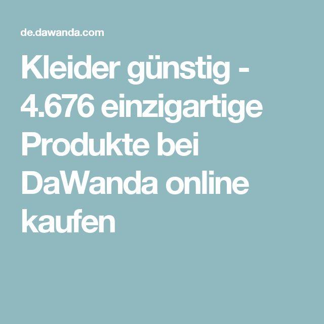 Kleider günstig - 4.676 einzigartige Produkte bei DaWanda online kaufen