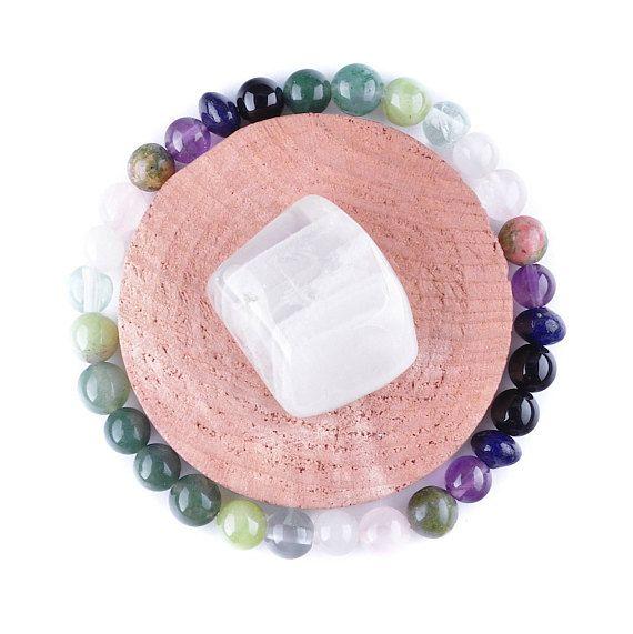 Pregnancy and Labor, Bracelet https://www.etsy.com/ca/listing/594339409/pregnancy-and-labour-gemstone-bracelet