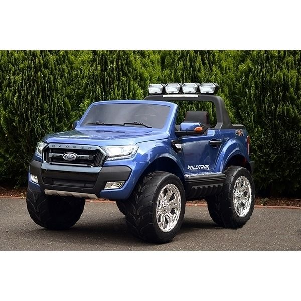 Kids Licensed Ford Ranger Electric Ride On Car Blue Ford Ranger Car Electricity
