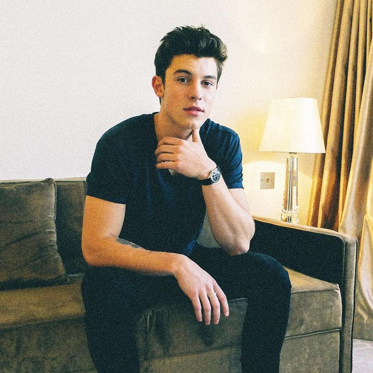 Shawn Mendes photoshoot