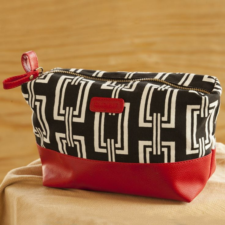 Red Wool Leather Travel/Cosmetic Pouch. https://www.qtrove.com/products/red-wool-felt-faux-leather-travel-cosmetic-pouch Storing toiletries like perfumes, deodorants, make-up, shaving stuff (for men) etc. https://www.qtrove.com/products/red-wool-felt-faux-leather-travel-cosmetic-pouch