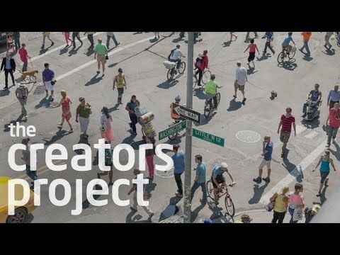 """Time-Lapse Photography In A Single Frame 