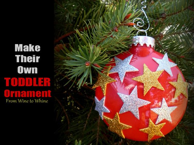 Christmas Craft Ornaments Pinterest