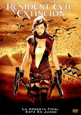 Resident Evil 3: Extinción - online 2007