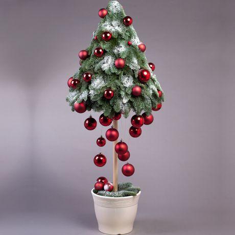 Фото: Новый год - Елка (ёлка) дизайнерская «Шик» (1 метр)
