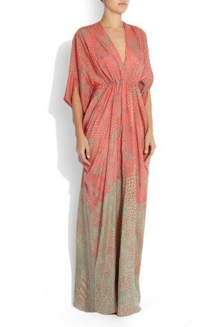 Issa London 2013 Goddess kaftan