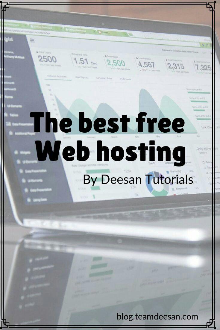 The best free Web hosting