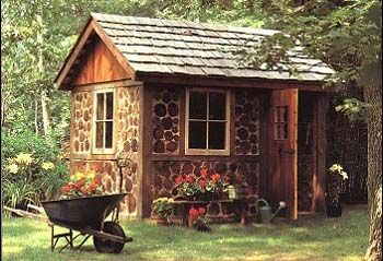 17 best images about rustic buildings on pinterest for Rustic shed with porch